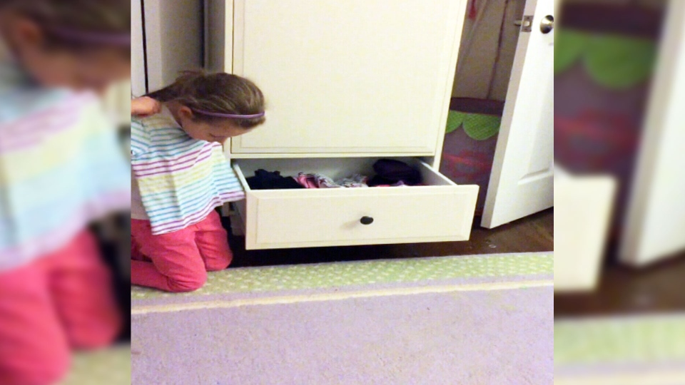 Maddy Barnett started a clothes charity to help kids less fortunate than herself.
