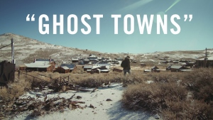 "An image from ""Ghost Towns,"" an 8K digital video from Neumannfilms. (YouTube)"