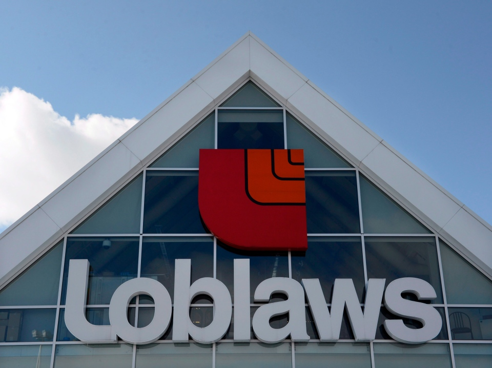 Loblaws is Canada's largest supermarket chain. (Ryan Remiorz/The Canadian Press)