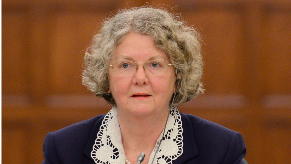Ethics Commissioner Mary Dawson. (Adrian Wyld/THE CANADIAN PRESS)