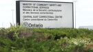 Ontario's Special Investigations Unit, which probes deaths or serious injuries that occur in police custody, said a 39-year-old man was being detained at this Central East Correctional Centre in Lindsay, Ont.,