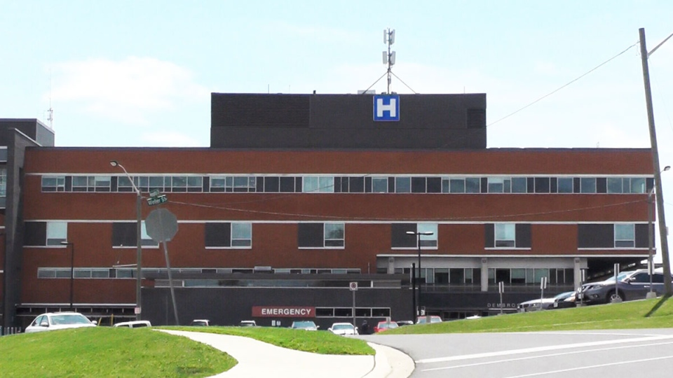 A 39-year-old man in custody died after being admitted to the Peterborough Regional Health Centre for medical reasons under escort from local and provincial police officers.