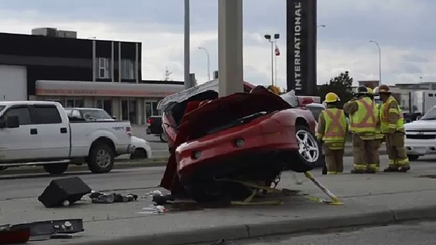 Grande Prairie News Car Accident