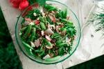 Sugar Snap Pea and Lentil Salad