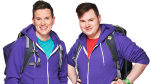 Brothers Brent and Sean Sweeney of Musquodoboit Harbour, N.S. decided to pursue their dreams and move to Toronto to study design and experience the city life. (The Amazing Race Canada)