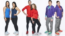 Second round of teams on 'The Amazing Race Canada