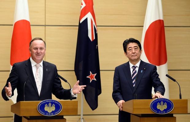 Trans-Pacific trade negotiations