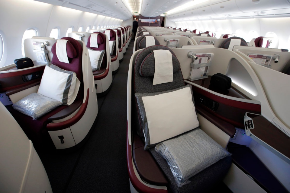 Qatar Airways award winning business class now shows up in British Airways Holiday Packages, and the list of destinations being served is widening, thanks to Qatar's larger route network in Asia. And yes, as the big headline thing said, it's the new way to score amazing deals on Qatar Airways business class.