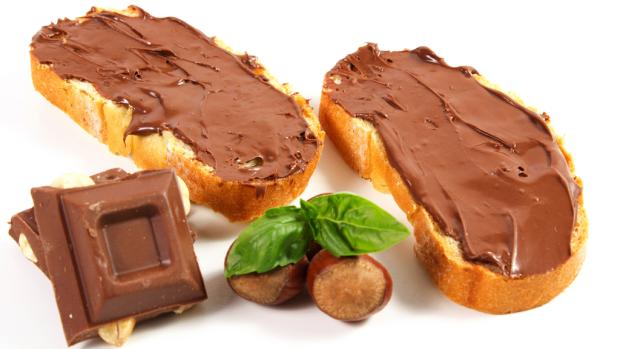Cocoa-hazelnut spread Nutella