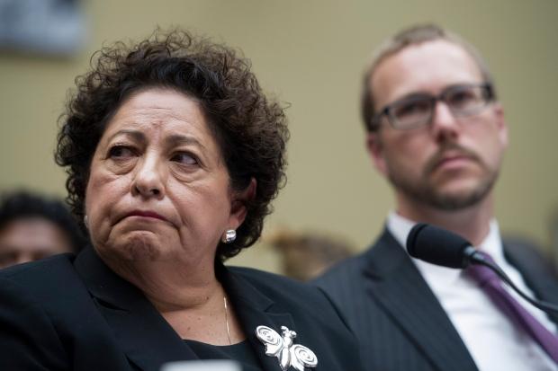 U.S. employee data director testifies