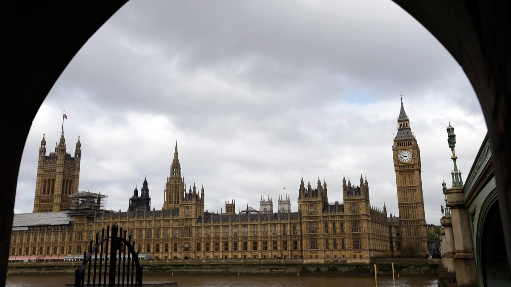 Britain's Houses of Parliament