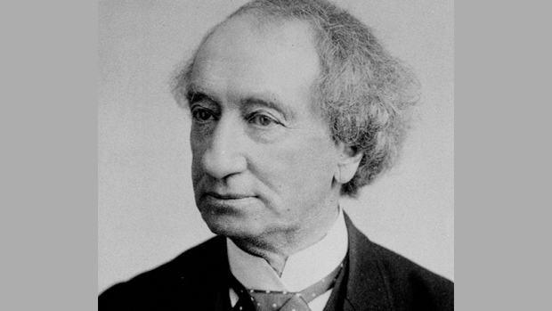Canada's first prime minister, Sir John A. Macdonald, is shown in a an undated file photo. (THE CANADIAN PRESS/National Archive of Canada)