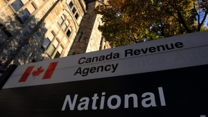 The Canada Revenue Agency headquarters in Ottawa is shown on November 4, 2011. (THE CANADIAN PRESS / Sean Kilpatrick)