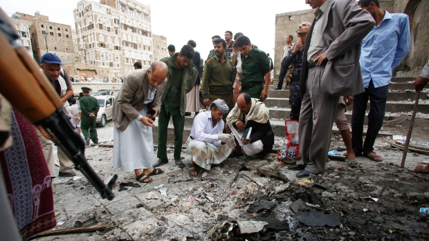 Car bombing in Yemen's capital