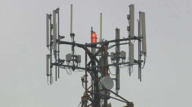 Beaconsfield residents are upset at a planned Telus cellphone antenna.