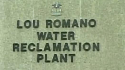 CTV Windsor: Wastewater plant
