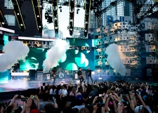 Fall Out Boy at the MMVAs