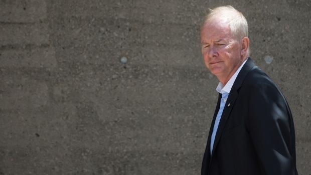Former Vancouver Olympics CEO John Furlong