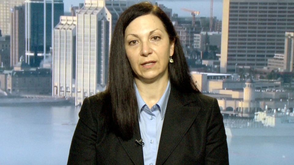Prof. Paola Marignani speaks to CTV's Canada AM, June 23, 2015.