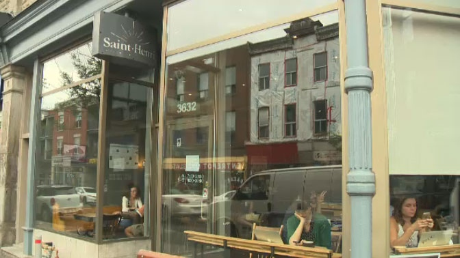 Cafe Saint-Henri is only taking a one-year lease after the rent tripled.