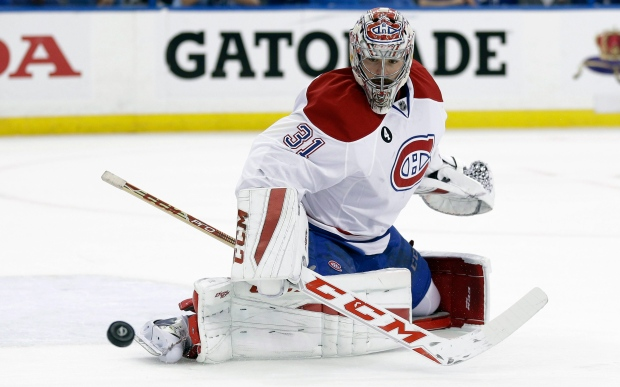 Carey Price signs eight-year contract extension