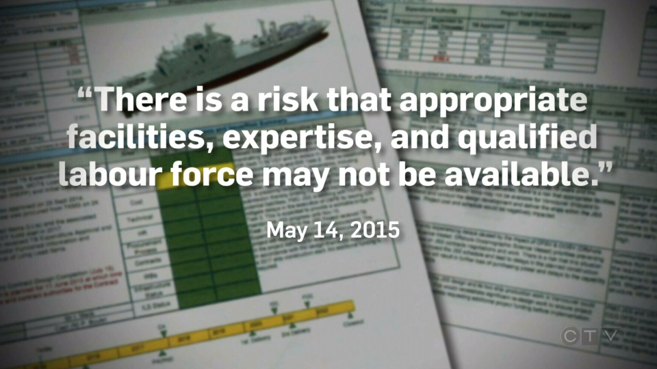 The documents describe 'a risk that appropriate facilities, expertise and qualified labour force may not be available.'