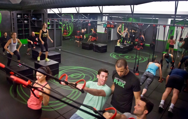 Low cost of starting fitness studio turning enthusiasts to