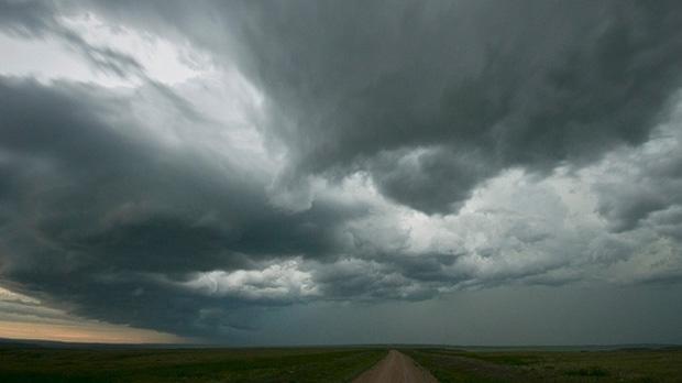 Thunderstorms, lightning generic