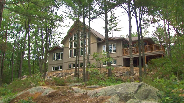 CTV News Channel: Love affair with cottages