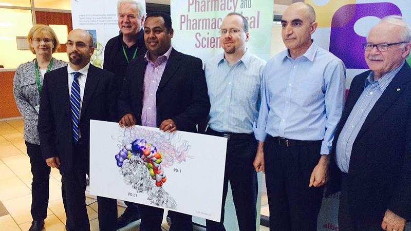 "Cancer research ""dream team"""
