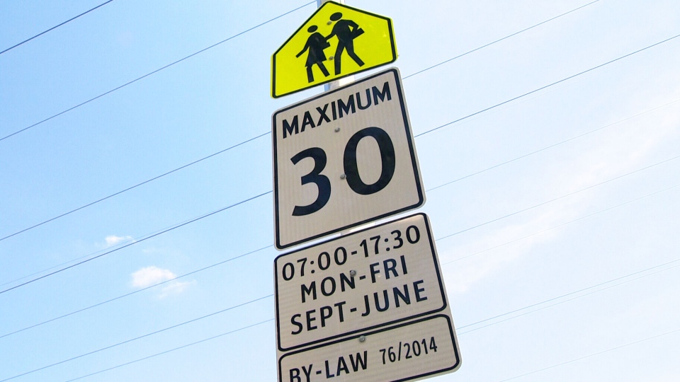 CTV Winnipeg: Proposal to lower the speed limit