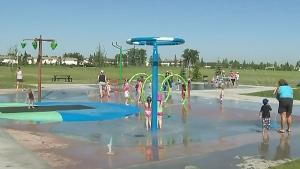 CTV Edmonton: Popular Edmonton spray park closed