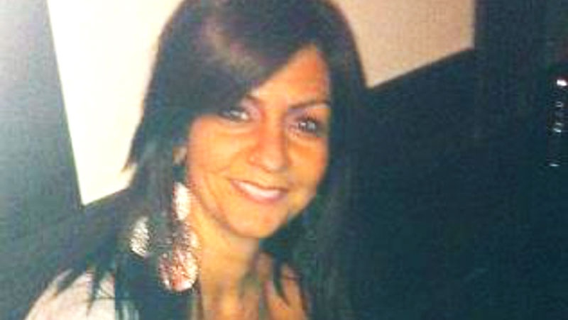 Maria Voci, 47, one of the victims of the cafe shooting, is seen in this undated Facebook photo.