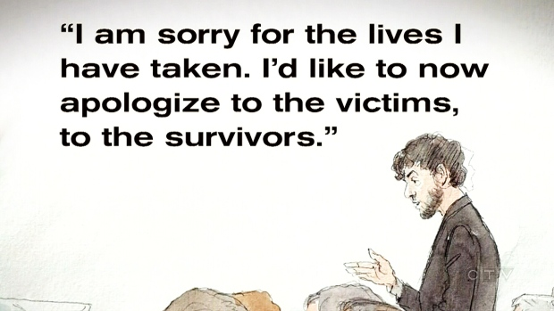 Tsarnaev Apology