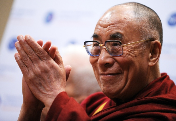 Dalai Lama to attend Glastonbury