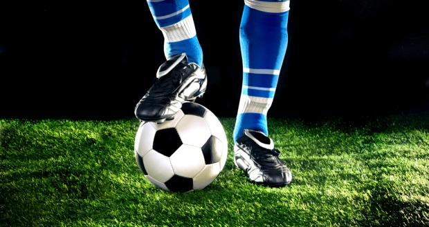 Soccer ball file photo