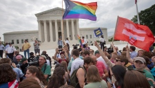 CTV News Channel: Gay marriage legal in the U.S.