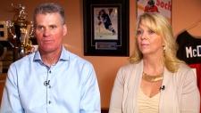 Brian and Kelly McDavid