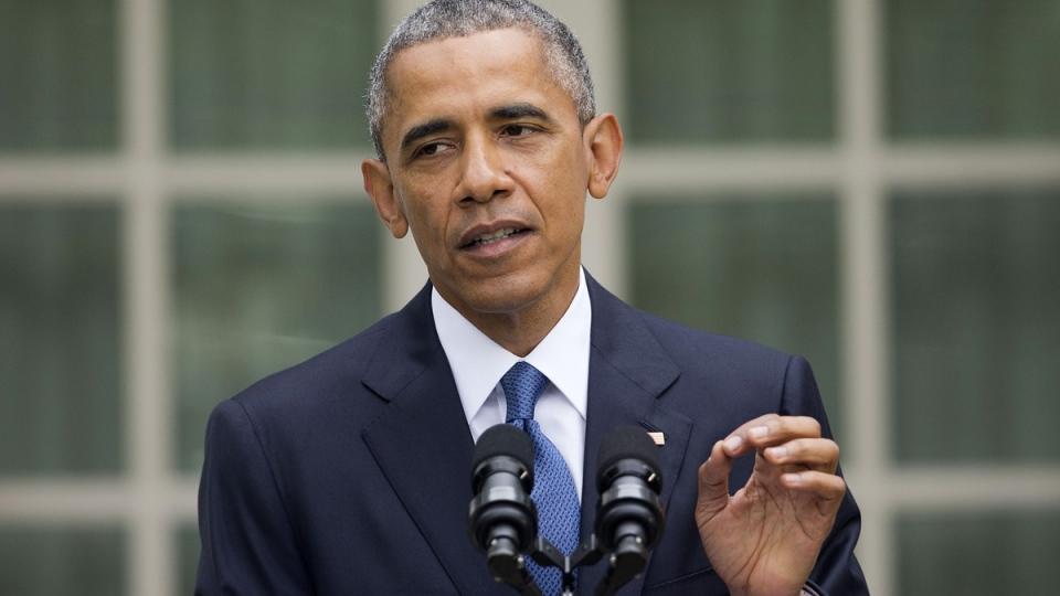 U.S. President Barack Obama on same-sex marriage