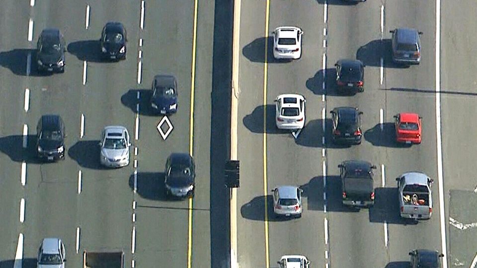 New rules for HOV lanes