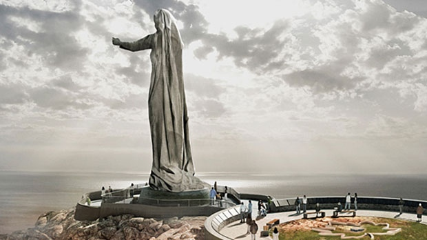 Proposed Mother Canada monument