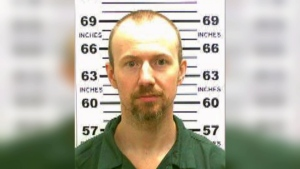 CTV News Channel: David Sweat reportedly shot
