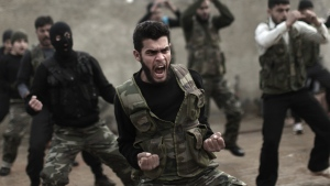 U.S. effort to train Syrian rebels faltering