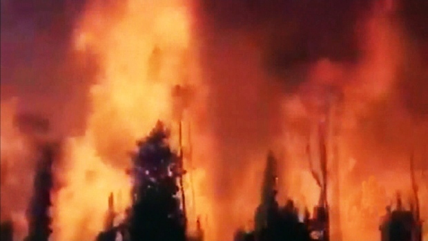 CTV Saskatoon: Wildfires threaten communities