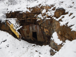 A silver-lead-zinc mine located in northern British Columbia, just south of the Yukon border. June 29, 2015. (JDSMining.ca)