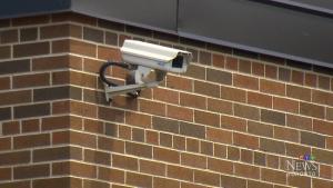 A file image of a security camera (CTV Toronto)