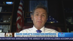 CTV News Channel: Will Sweat give up accomplices?
