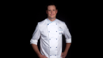 Paul Moran, executive chef for the Outpost, a fishing lodge in Haida Gwaii, and CMH K2, a heli-skiing destination in British Columbia, represented Canada in the S. Pellegrino Young Chef 2015 competition.