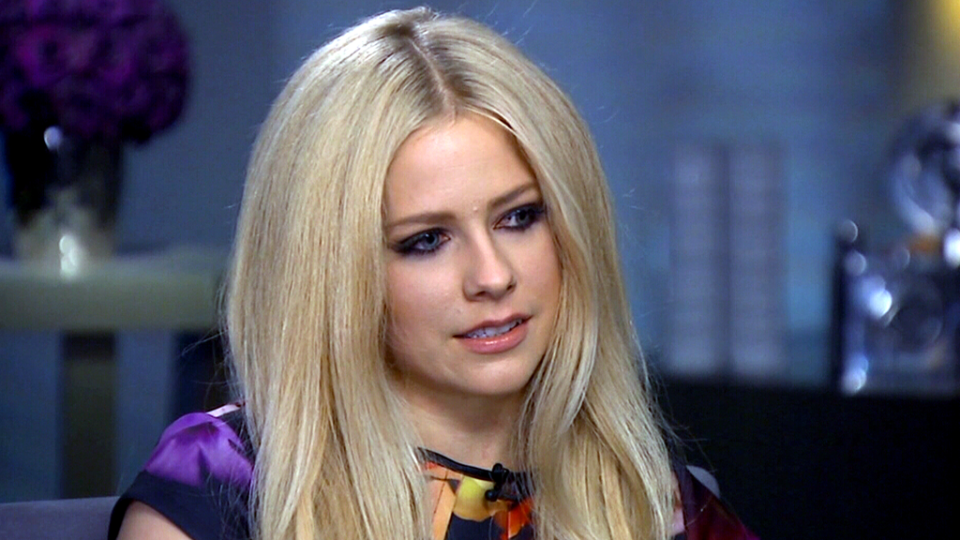 Avril Lavigne Opens Up In Tearful Interview On Lyme
