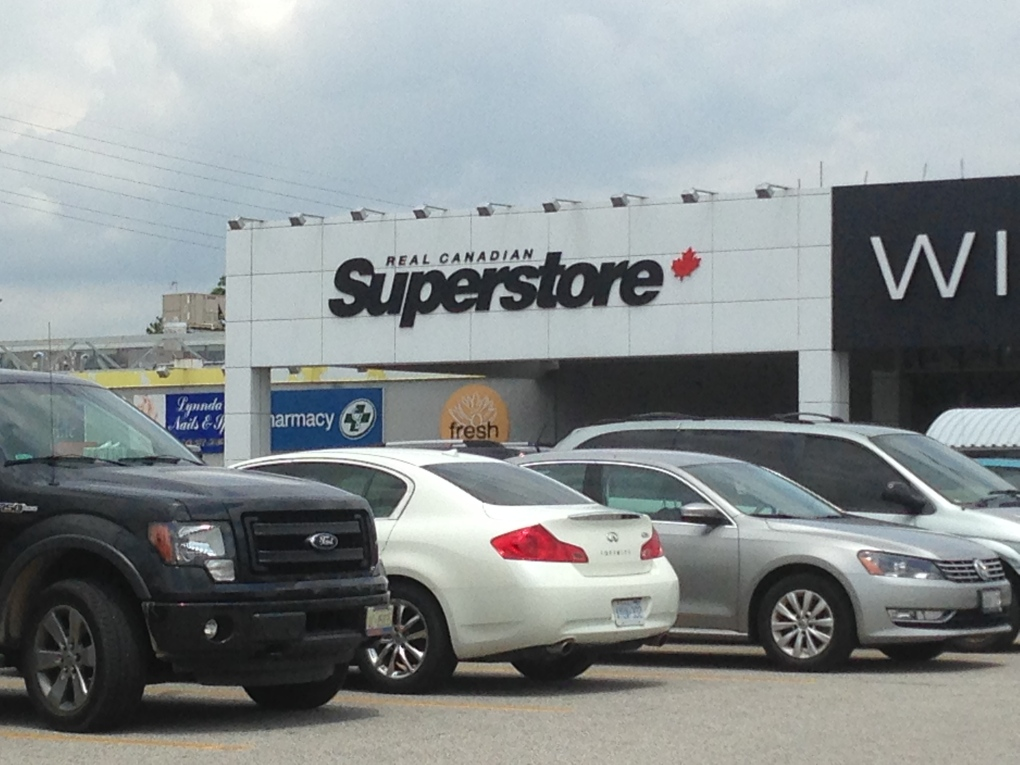 Strike begins at 9 Ontario Real Canadian Superstores, Zehrs